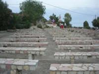 Chiesa Maria SS. delle Grazie: per tetto il cielo, per pareti il verde ed il mare - 2 giugno 2008    - Scopello (4537 clic)