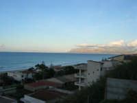 panorama del golfo di Castellammare, lato est - 6 dicembre 2008  - Alcamo marina (733 clic)