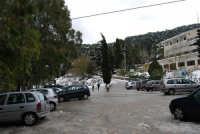 neve sul monte Bonifato - 15 febbraio 2009   - Alcamo (2469 clic)