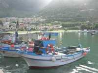 al porto - 11 ottobre 2009  - Castellammare del golfo (1348 clic)