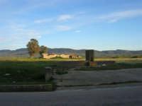 fontana abbeveratoio e baglio nei pressi del Lago Rubino - 21 febbraio 2009   - Fulgatore (3510 clic)