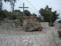 Chiesa Maria SS. delle Grazie: per tetto il cielo, per pareti il verde ed il mare - 2 giugno 2008    - Scopello (4720 clic)