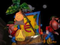 Carnevale 2009 - XVIII Edizione Sfilata di carri allegorici - 22 febbraio 2009   - Valderice (2534 clic)