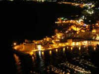 notturna di Cala Petrolo, del Castello e del porto - 18 settembre 2008   - Castellammare del golfo (554 clic)