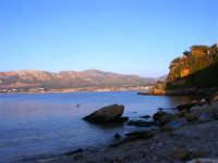 la costa ed il mare - 23 ottobre 2006  - Trappeto (2285 clic)