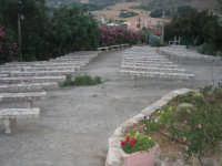 Chiesa Maria SS. delle Grazie: per tetto il cielo, per pareti il verde ed il mare - 2 giugno 2008    - Scopello (5094 clic)