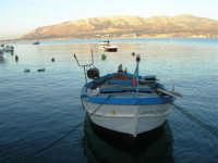 barche ormeggiate al porto - 23 ottobre 2006  - Trappeto (1986 clic)