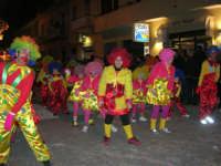 Carnevale 2009 - XVIII Edizione Sfilata di carri allegorici - 22 febbraio 2009   - Valderice (2260 clic)