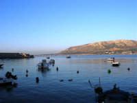 barche ormeggiate al porto - 23 ottobre 2006  - Trappeto (2310 clic)