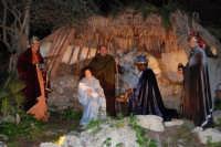 Parco Urbano della Misericordia - LA BIBBIA NEL PARCO - Quadri viventi: 10. Natività - 5 gennaio 2009  - Valderice (3458 clic)
