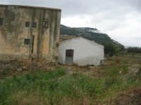 case rurali alle pendici del monte Bonifato - 15 febbraio 2009   - Alcamo (2007 clic)