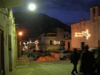 luci natalizie nel piccolo borgo - 26 dicembre 2008  - Balata di baida (2488 clic)