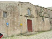Convento e Chiesa dell'Annunziata o del Carmine - sec. XV - 25 aprile 2006  - Erice (1518 clic)