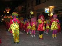 Carnevale 2009 - XVIII Edizione Sfilata di carri allegorici - 22 febbraio 2009   - Valderice (2919 clic)