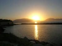tramonto - 23 ottobre 2006  - Trappeto (2340 clic)
