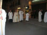 Festa in onore di San Giuseppe Lavoratore - la processione nel corso VI Aprile - 1 maggio 2009  - Alcamo (2507 clic)