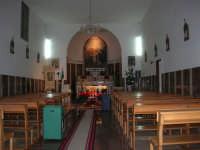 interno chiesa del piccolo borgo - 26 dicembre 2008  - Balata di baida (6534 clic)