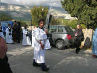 Processione della Via Crucis - 5 aprile 2009   - Buseto palizzolo (1759 clic)