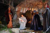 Parco Urbano della Misericordia - LA BIBBIA NEL PARCO - Quadri viventi: 10. Natività - 5 gennaio 2009  - Valderice (2191 clic)