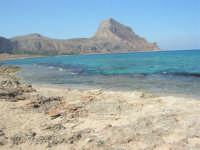 Golfo del Cofano - spiaggia . . . rocciosa - 30 agosto 2008  - San vito lo capo (507 clic)