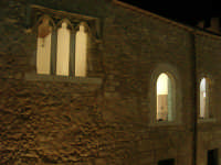 Castello dei Conti di Modica - cortile interno - 23 dicembre 2008    - Alcamo (696 clic)