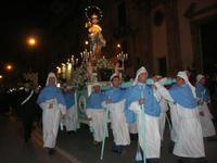 festa dell'Immacolata: la processione nel corso VI Aprile - 8 dicembre 2009   - Alcamo (2424 clic)