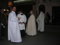 Festa in onore di San Giuseppe Lavoratore - la processione nel corso VI Aprile - 1 maggio 2009  - Alcamo (2408 clic)