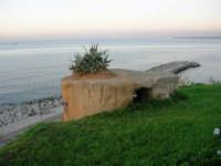 bunker sul porto - 23 ottobre 2006  - Trappeto (4156 clic)