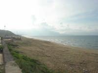 spiaggia di ponente - 26 ottobre 2008  - Balestrate (1070 clic)