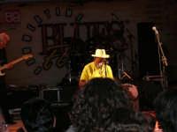 Summertime Blues Festival: Sonny Rhodes - 29 luglio 2005  - Alcamo (3094 clic)