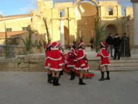 Epifania a Salemi - piazza Alicia, dinanzi ai ruderi della Chiesa Madre - 6 gennaio 2009   - Salemi (2918 clic)