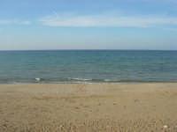spiaggia di ponente - 26 ottobre 2008  - Balestrate (1298 clic)