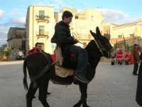 Epifania drammatizzata con quadri viventi a Salemi - durante le prove - 6 gennaio 2009   - Salemi (2750 clic)