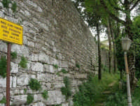 Mura Elimo Puniche - sec. VIII-VI a.c. - 25 aprile 2006  - Erice (3102 clic)