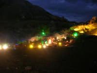 lo scenario del Presepe Vivente - 26 dicembre 2008  - Balata di baida (2705 clic)