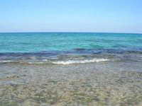 Golfo del Cofano - mare stupendo - 30 agosto 2008  - San vito lo capo (550 clic)