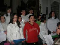 Coro - Santuario di N.S. della Misericordia - 5 gennaio 2009  - Valderice (4605 clic)