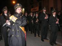 festa dell'Immacolata: la processione nel corso VI Aprile - il Premiato Complesso Bandistico Città di Alcamo - 8 dicembre 2009   - Alcamo (2880 clic)