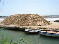 Saline Infersa nella Riserva delle Isole dello Stagnone di Marsala - 25 maggio 2008    - Marsala (873 clic)
