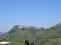 Panorama da Chiusa Sclafani - 23 aprile 2006  - Giuliana (2898 clic)