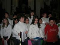 Coro - Santuario di N.S. della Misericordia - 5 gennaio 2009  - Valderice (4750 clic)