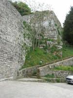 Mura Elimo Puniche - sec. VIII-VI a.c. - 25 aprile 2006  - Erice (2832 clic)