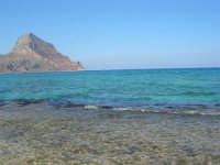 Golfo del Cofano - mare stupendo - 30 agosto 2008  - San vito lo capo (487 clic)