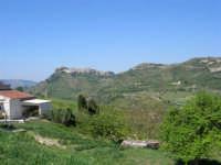 Panorama da Chiusa Sclafani - 23 aprile 2006  - Giuliana (2439 clic)