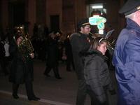 festa dell'Immacolata: la processione nel corso VI Aprile - il Premiato Complesso Bandistico Città di Alcamo - 8 dicembre 2009   - Alcamo (2552 clic)