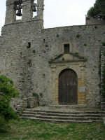 Chiesa di S. Orsola - 25 aprile 2006  - Erice (3294 clic)