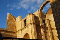 resti della Chiesa Madre - 11 ottobre 2007  - Salemi (2344 clic)