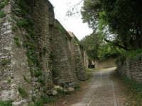 Mura Elimo Puniche dette ciclopiche - sec. VIII-VI a.c. - 25 aprile 2006  - Erice (3218 clic)