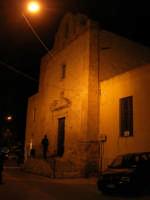 Santuario di N.S. della Misericordia - 5 gennaio 2009  - Valderice (2731 clic)