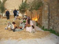 Epifania drammatizzata con quadri viventi a Salemi - durante le prove - 6 gennaio 2009   - Salemi (2982 clic)